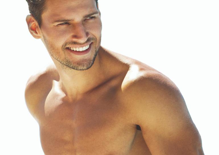 men male beauty